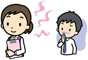 クロロフィルには体内の浄化はもちろんのこと体臭を抑える効果がある。