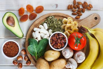 ミドリムシに含まれる栄養素の1つ「カリウム」は生命活動に必須な栄養素である。