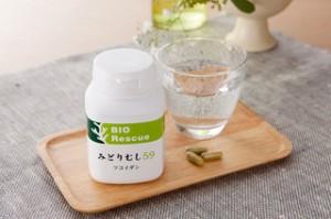 みどりむしサプリメントは、バランスのよい栄養素