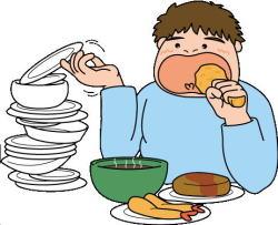 ミドリムシサプリを飲んでも、食べ過ぎたら痩せません!