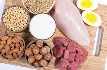 日々の食生活からその必須アミノ酸を効率よく摂取するのが難しい