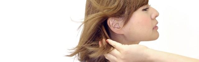 スレオニンには髪に潤いを与えハリを出す効果あり