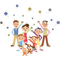 免疫力は、私たちの体に害をもたらす存在から守ってくれる存在、自己防衛機能の1つです。