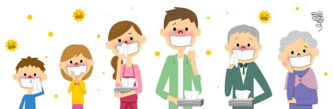ミドリムシが花粉症予防に効果がある!