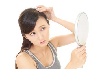 リジューナには頭皮の修復効果がある。