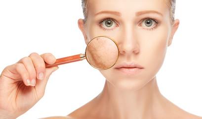 肌老化の原因としては、お肌の菲薄化(ひはくか)も考えられます。